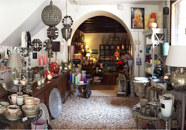 boutique décor